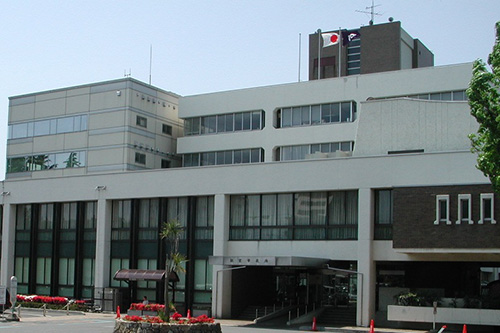 朝霞 市役所
