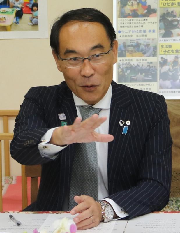どこでも知事室 - 埼玉県