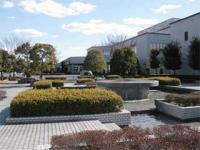 新三郷浄水場の写真
